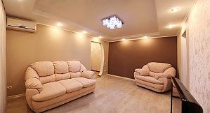 Comfortable and spacious luxury apartment, Una Camera, 001