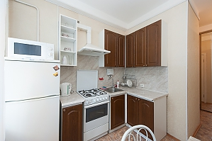 114 Velyka Vasylkivska, One Bedroom, 009
