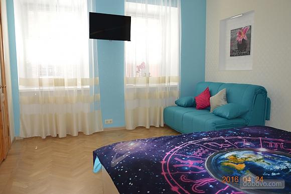 Красивая современная квартира в историческом центре города, 1-комнатная (56772), 001