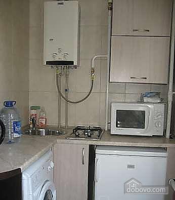 Затишна квартира з кондиціонером в центрі, 1-кімнатна (46157), 004