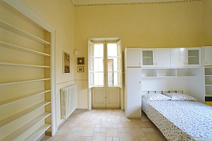 Home in baroque city of Lecce, Vierzimmerwohnung, 003