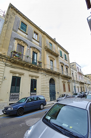 Home in baroque city of Lecce, Trois chambres, 016