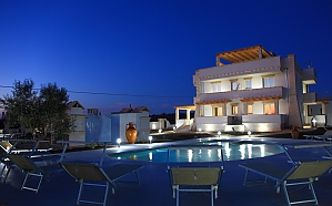 Blue maestrale pool residence, Un chambre, 001