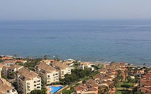 Penthouse in Marbella 3 minutes to Nikki beach, One Bedroom, 003