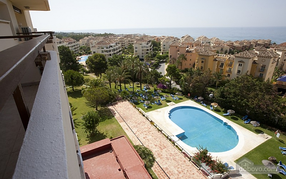 Penthouse in Marbella 3 minutes to Nikki beach, One Bedroom (45756), 016
