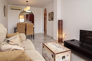 Stylish Apartment in La Cala de Mijas Air-conditioning Wi-Fi, Una Camera, 002