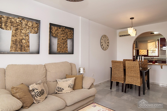 Stylish Apartment in La Cala de Mijas Air-conditioning Wi-Fi, Una Camera (34233), 009