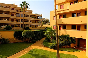 Stylish Apartment in La Cala de Mijas Air-conditioning Wi-Fi, Una Camera, 026