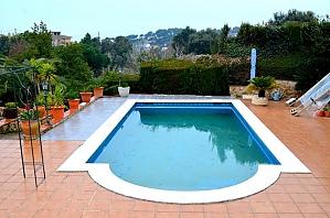 Villa Costa Brava, Tre Camere, 002