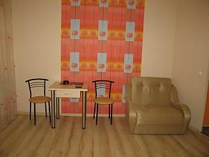 Красива квартира з кондиціонером метро Метробудівників, 1-кімнатна, 003