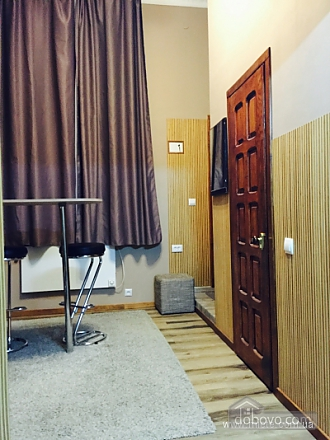 Затишна квартира, 1-кімнатна (82115), 001