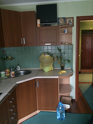 Apartment in good condition, Studio, 008