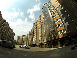 Apartment near the fountain, One Bedroom, 003