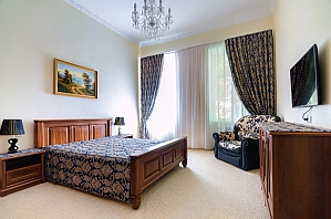 Квартира класу люкс, 1-кімнатна, 001