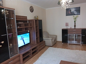 Cozy one-bedroom apartment for family rest, Zweizimmerwohnung, 002