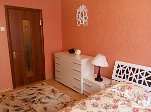 Cozy one-bedroom apartment for family rest, One Bedroom, 001