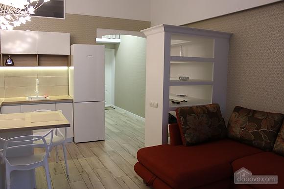 Квартира-студіо з терасою, 1-кімнатна (42599), 002