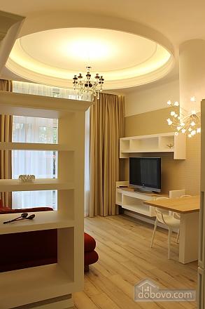 Квартира-студіо з терасою, 1-кімнатна (42599), 001