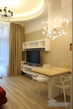 Квартира-студіо з терасою, 1-кімнатна (42599), 003