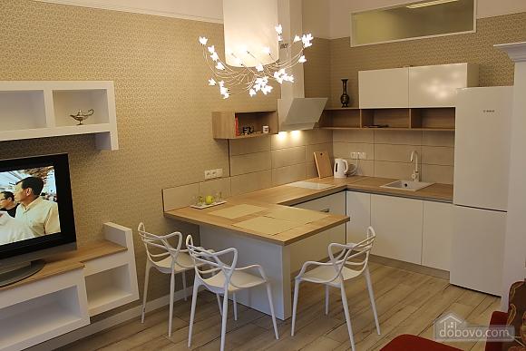 Квартира-студіо з терасою, 1-кімнатна (42599), 004
