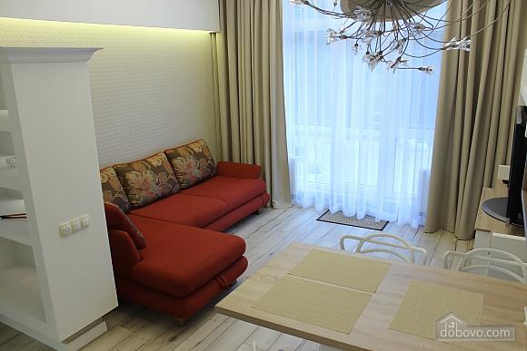 Квартира-студіо з терасою, 1-кімнатна (42599), 005