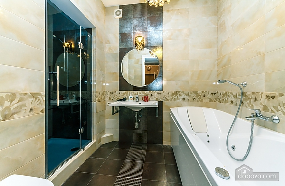 Lux with Jacuzzi near Arena City, Due Camere (51094), 009