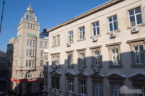 Apartment with a bedroom opposite to Palace of Potockyi, Two Bedroom (17359), 027