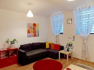 Apartment A Ground Floor, Zweizimmerwohnung, 003