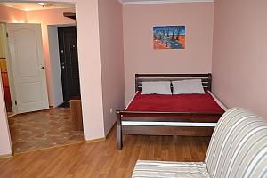 Комфортная квартира в центре города, 1-комнатная, 001