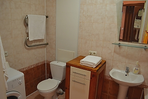 Комфортная квартира в центре города, 1-комнатная, 004