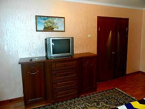Біля пляжної зони, 1-кімнатна, 003