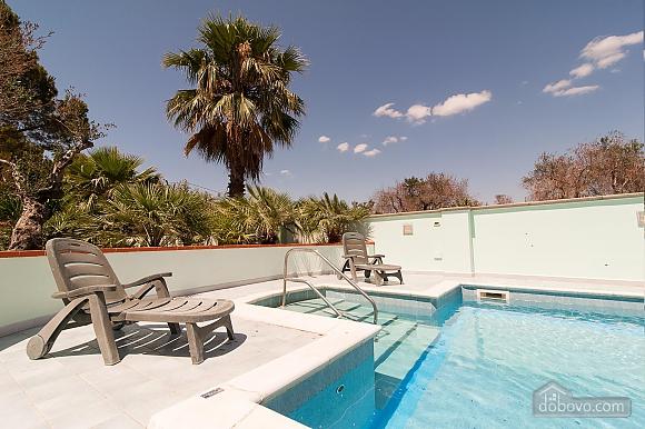 Вилла с бассейном и просторным садом, 2х-комнатная (85365), 001