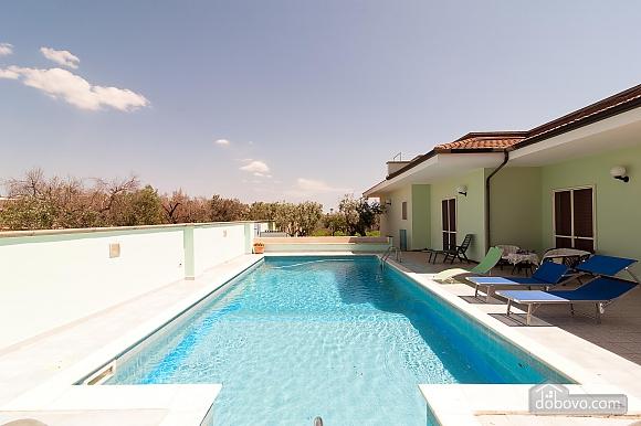 Вилла с бассейном и просторным садом, 2х-комнатная (85365), 003