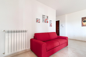 New house in 2016 in Lecce Salento, Deux chambres, 002