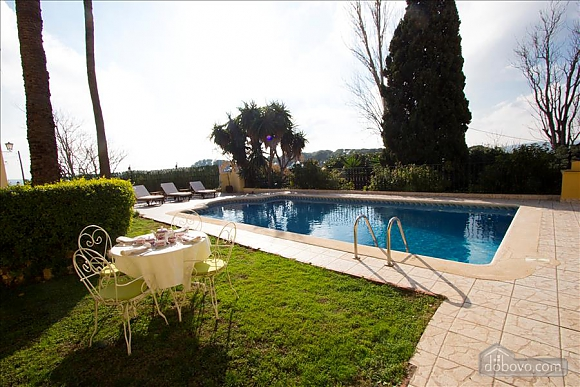 Luxurious Mansion Banyeres with 15 bedrooms for up to 28 guests, Six (+) chambres (84590), 008