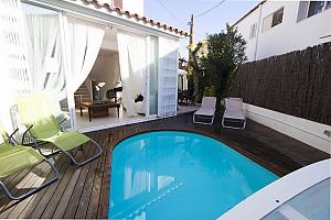 Delightful villa in Sitges 200 meters from Costa Dorada beaches, Cinque Camere, 002