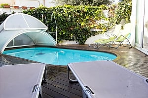 Delightful villa in Sitges 200 meters from Costa Dorada beaches, Cinque Camere, 003