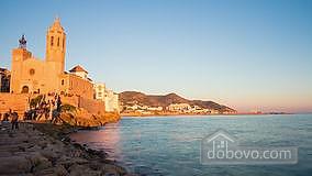 Восхитительная вилла в Ситжес в 200 метрах от пляжей Коста-Дорада, 6ти-комнатная (82509), 040