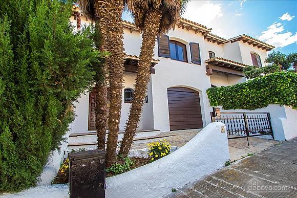 Pleasant villa for 6 people in Torrembarra just 1 km from Costa Dorada beaches, Vierzimmerwohnung (44710), 015
