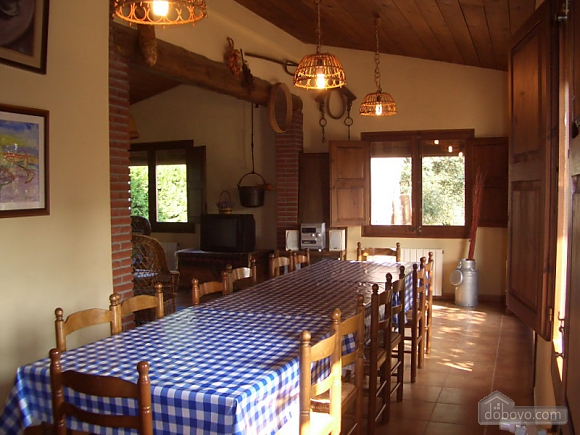 Holiday country house for rent in Riudarenes, Six (+) chambres (19272), 025