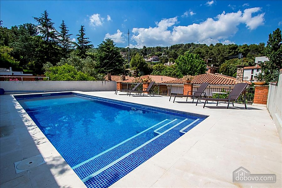 Mountainside Sant Feliu villa for 8 guests 35km from Barcelona, Tre Camere (19207), 002