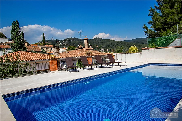 Mountainside Sant Feliu villa for 8 guests 35km from Barcelona, Tre Camere (19207), 004