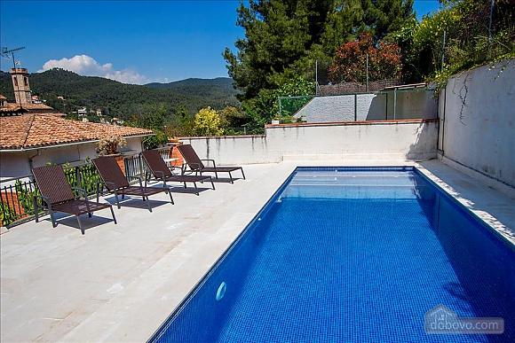 Mountainside Sant Feliu villa for 8 guests 35km from Barcelona, Tre Camere (19207), 005