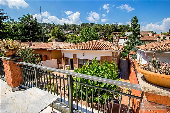 Mountainside Sant Feliu villa for 8 guests 35km from Barcelona, Tre Camere (19207), 006