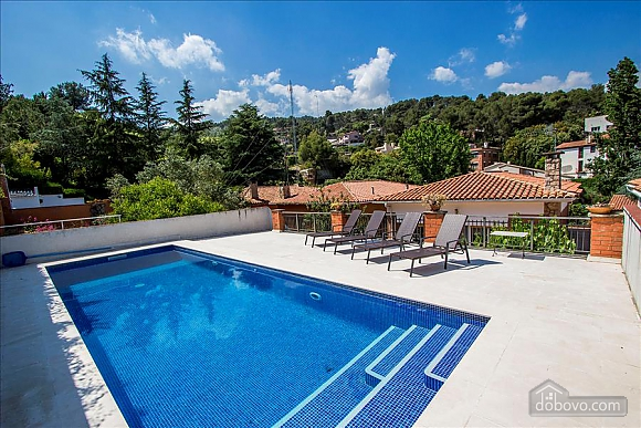 Mountainside Sant Feliu villa for 8 guests 35km from Barcelona, Tre Camere (19207), 008