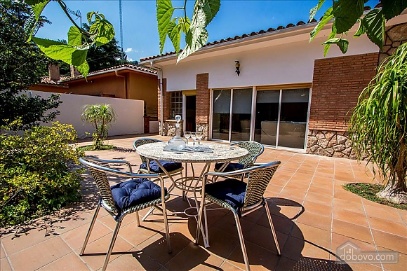Mountainside Sant Feliu villa for 8 guests 35km from Barcelona, Tre Camere (19207), 014