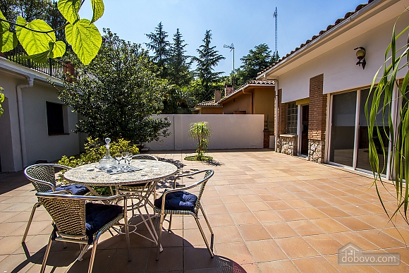 Mountainside Sant Feliu villa for 8 guests 35km from Barcelona, Tre Camere (19207), 015