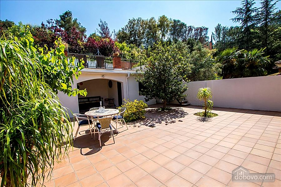 Mountainside Sant Feliu villa for 8 guests 35km from Barcelona, Tre Camere (19207), 016