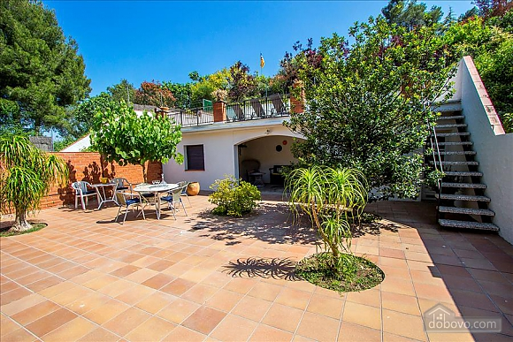 Mountainside Sant Feliu villa for 8 guests 35km from Barcelona, Tre Camere (19207), 018