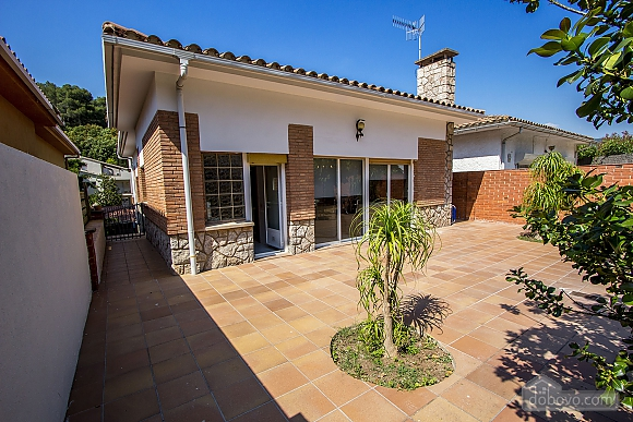 Mountainside Sant Feliu villa for 8 guests 35km from Barcelona, Tre Camere (19207), 019